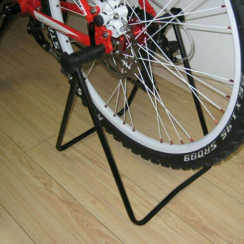 Bicycle Trainer Stationary Bike Cycle Stand Indoor Exercise Hi-Quality Foldable√