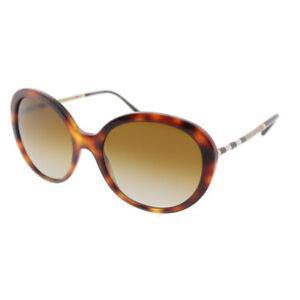 Burberry-BE4239Q-3316T5-Light-Havana-Plastic-Sunglasses-Brown-Shaded-Polarized