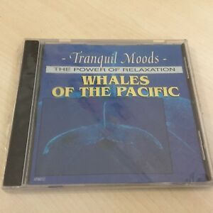 Whales-Of-The-Pacific-Tranquil-Moods-Power-Of-Relaxation-Audio-CD-New-Sealed