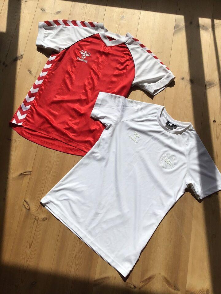 Fodboldtrøje, Hummel, str. S