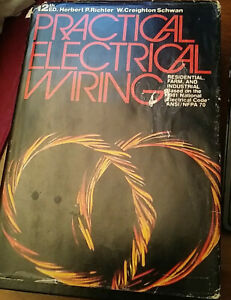 Strange Practical Electrical Wiring By Herbert P Richter W Creighton Wiring Cloud Philuggs Outletorg
