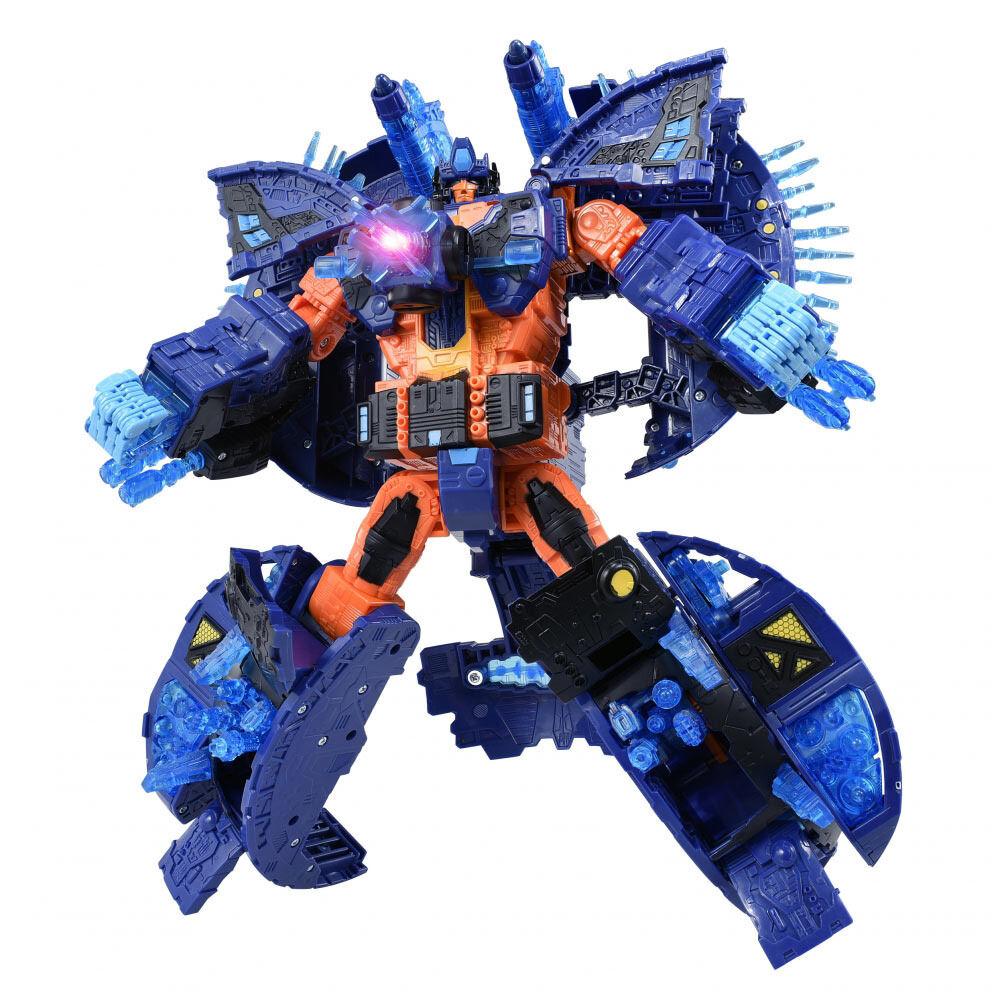 Japan Takara Tomy Transformers The Last Knight CYBERTRON Toysrus exclusive MISB
