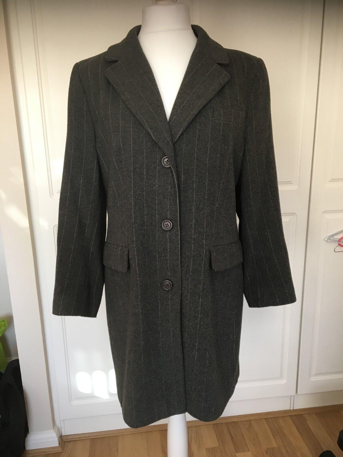 Utex Design Wool Pea Coat