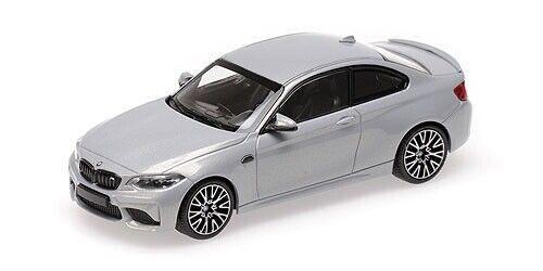 2019 Minichamps 1:43 BMW M2 COMPETITION silver