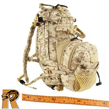 K9 SEAL Six - Camo Backpack - 1/6 Scale - Mini Times Action Figures