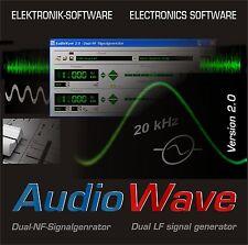 AudioWave 2.0 / ABACOM-Elektronik-Software