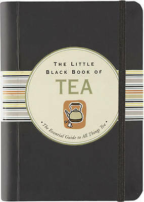 1 of 1 - Little Black Book of Tea by Mike Heneberry (Spiral bound, 2006)