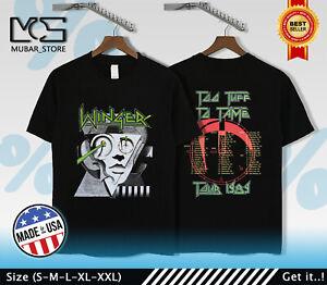 Vintage Winger Concert T Shirt Too Tuff To Tame Tour 1989 Large 80s Hair Metal C