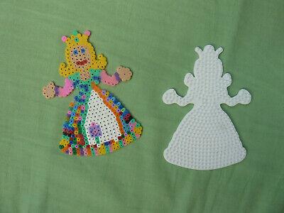 AnpassungsfäHig Bügelperlen Steckperlen Schablone Prinzessin Hama Nr 258 Weniger Teuer Spielzeug Perlen