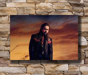 Y121 Captain Marvel Movie Brie Larson Marvel Art Wall Silk Poster