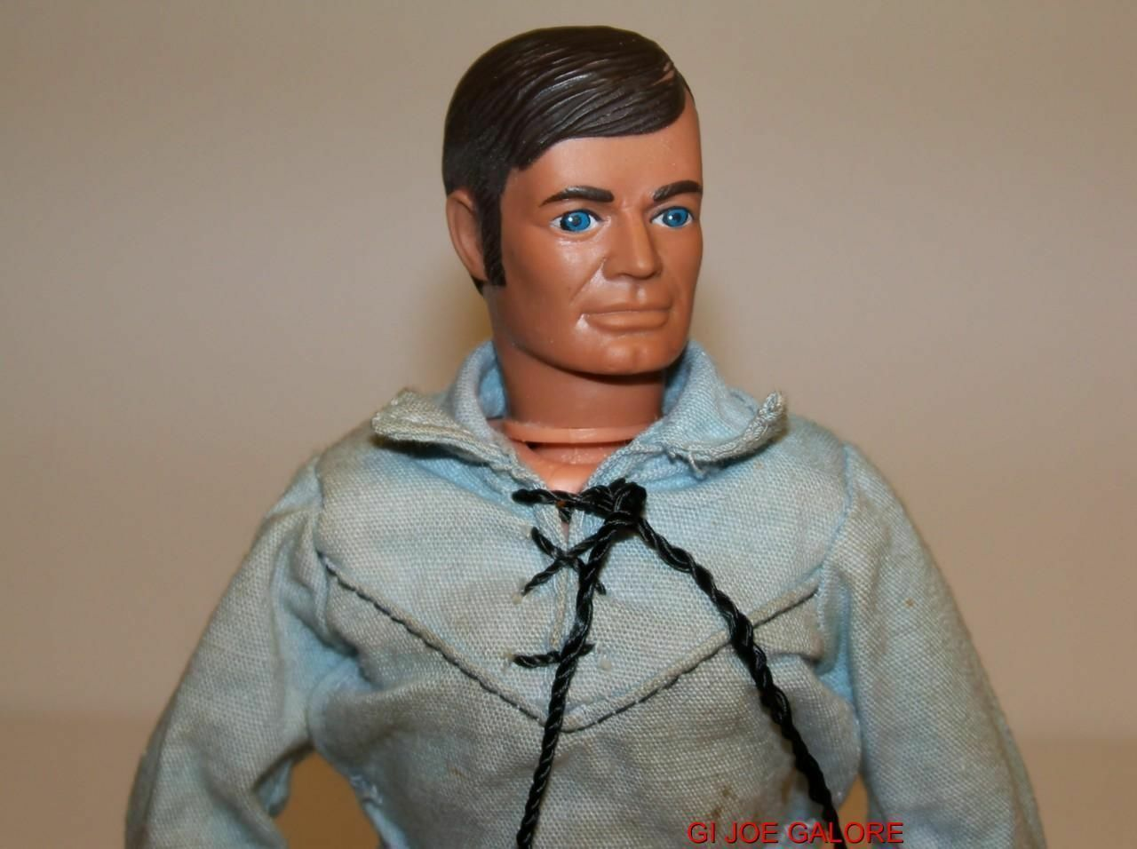 GABRIEL LONE RANGER(10 )LOOSE NEAR COMP. MISSING PISTOLS(VERY NICE.MEGO