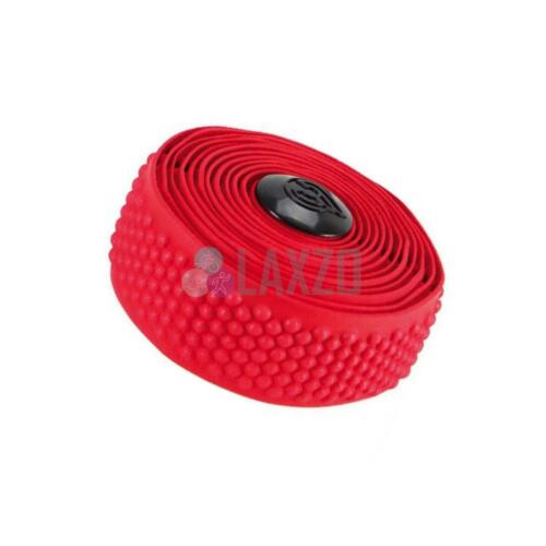 Cinelli-bulle Ribbon Bar Tape en rouge vélo guidon