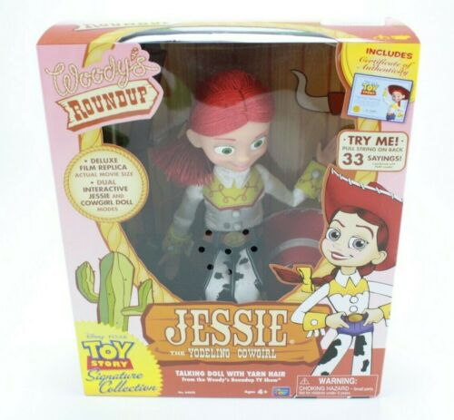 Disney PIXAR Toy Story Signature Collection Jessie the Yodeling Cowgirl  NEW!