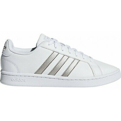 Adidas Women Shoes Fashion Lifestyle Grand Court Essentials Casual Style F36485 | eBay