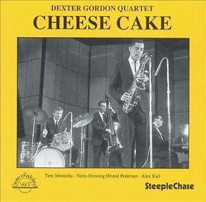 Cheesecake-by-Dexter-Gordon-CD-Aug-1995-SteepleChase