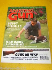 SPORTING GUN - FABARM 20 BORE COMPETITION GUN - MAY 2001