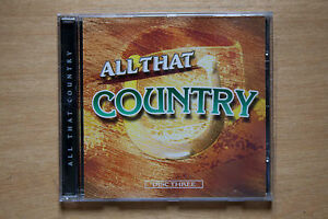 All-That-Country-Disc-3-Deliverance-The-Last-Rebel-Blue-Bayou-BOX-C72