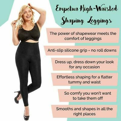 Empetua High-Waisted Shaping Leggings Shapermint