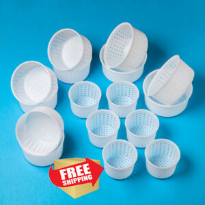 Cheese-making-Molds-Set-0-25-0-5-0-7-kg-Caciotta-molds-Kit-16-various