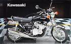 Kawasaki Z 750 RS (Z2) Maßstab 1:12 schwarz von automaxx