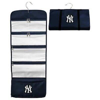 Sport Neu Mlb Hänge Organizer Kulturbeutel Kosmetik Schmuck Reise New York Yankees Ein BrüLlender Handel Fanartikel