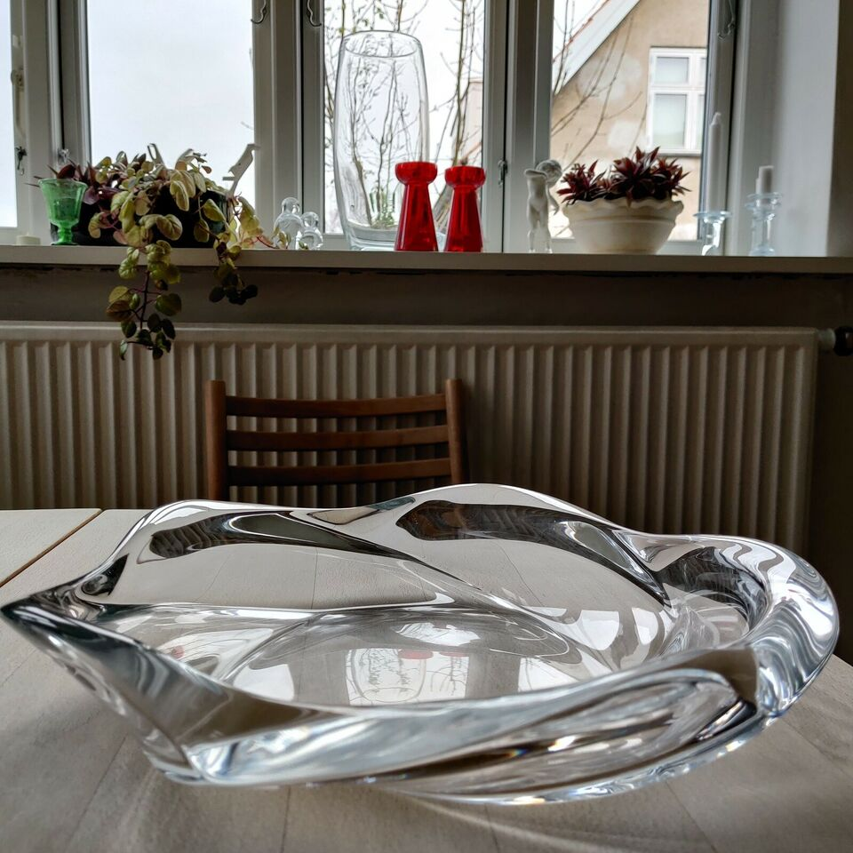 Glas, Fad, Holmegaard