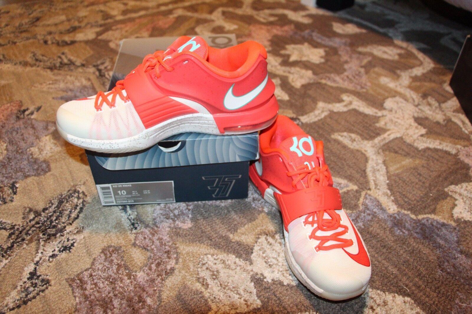 Men's Nike KD VII 7 XMAS Size: 10