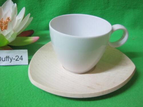 Kaffeetasse 2 tlg Vario mit Untertasse in Holz von Thomas mehr da