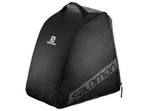SALOMON-MEN-039-S-LADIES-JUNIOR-ORIGINAL-SKI-SNOWBOARD-BOOT-GEAR-BAG-BLACK