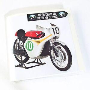 Honda-RC162-Sound-Greeting-Card