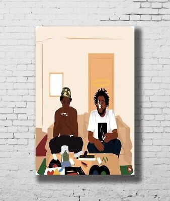 24x36 14x21 40 Poster Joey Bada$$ Rap Music Stars Art Hot P-3905