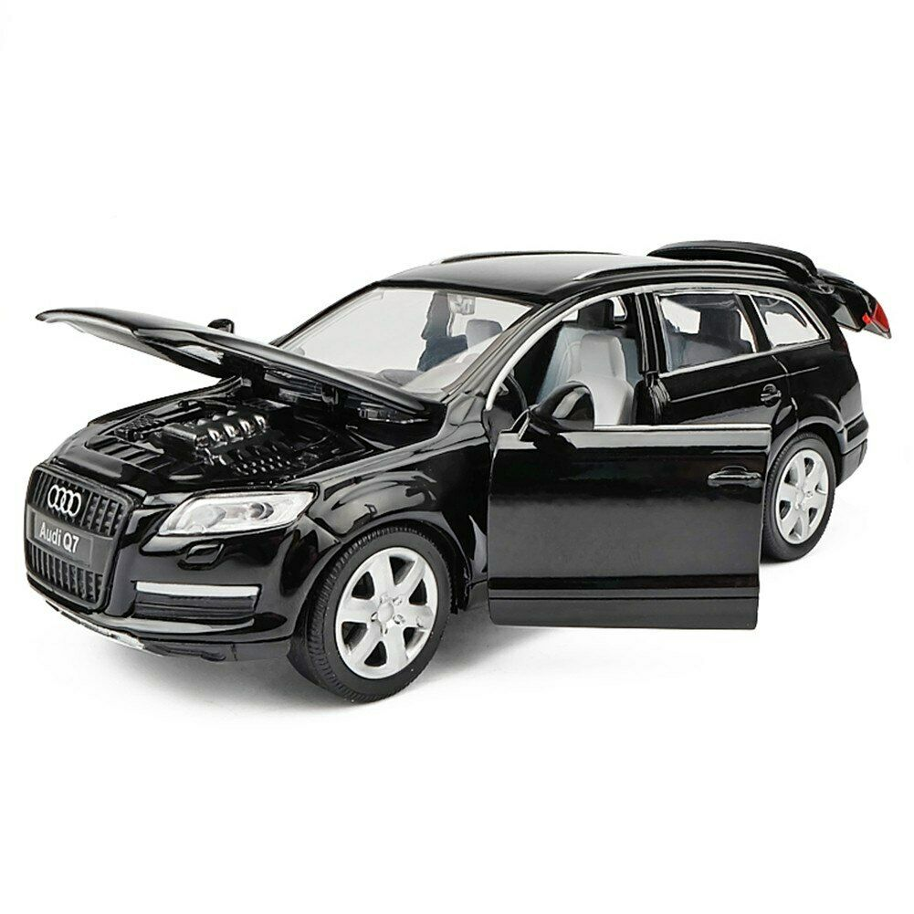Audi Q8 8:8 Scale SUV Diecast Metal Model Car 8x8 Pull Back Mini Kids Boy  Toy   audi a7 toy car