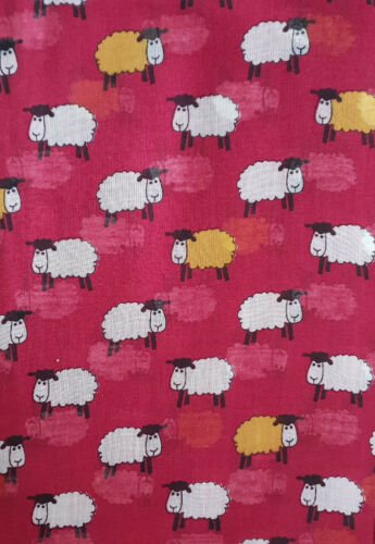 Sheep Scarf Ladies White Lamb Lambs Shawl Cute Animal GlamLondon Fashion Wrap
