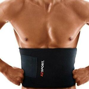 AZSPORT-Waist-Trimmer-Adjustable-Ab-Sauna-Belt-to-shed-the-excess-Water