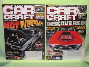 2-CAR-CRAFT-LOUD-FAST-REAL-MAGAZINE-OCTOBER-DECEMBER-2018-HOT-WHEELS-HOT-ENGINES