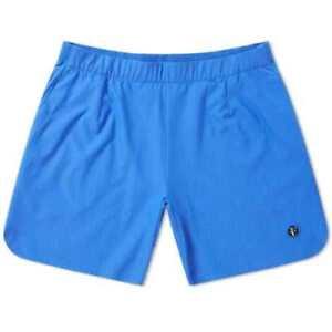 100% De Qualité Nike Labx Roger Federer Perforé Court-mega Bleu Adulte Xxl-afficher Le Titre D'origine