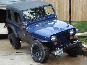 Flat Fender Jeep >> Tube Fender Kit Yj Jeep Wrangler D I Y Flat Fender Kit Ebay