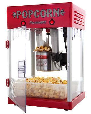 New 2.5oz Red Tabletop Popcorn Popper Maker Machine