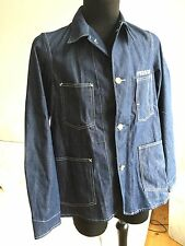 Levi's Vintage Clothing LVC JACKET 1915 sacco COAT rigid dimensioni/Size L * Nuovo/New *