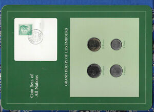 Coin-Sets-of-All-Nations-Luxembourg-1980-1983-UNC-20-Francs-1982