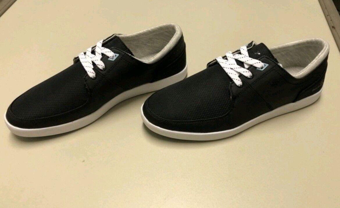 BOXFRESH Herren Sneaker Schuhe schwarz, Größe 44, NEU + OVP