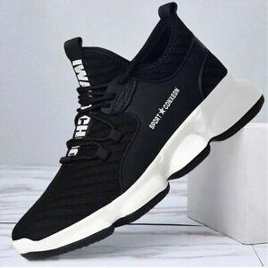 Sneaker Hommes Sneaker Chaussures De Sport Gym Baskets Décontractées, Outdoor Baskets