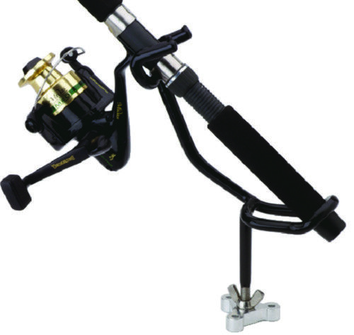 "Attwood Marine Sure Grip Fishing Rod Holder 45 Degree 4/"" Horizontal For Trolling"