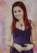 ARIANA GRANDE - A3 Poster (ca. 42 x 28 cm) - Victorious Clippings Fan Sammlung