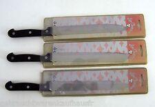 3 Küchenmesser von La Cuisine 2 Fleischmesser & 1 Brotmesser