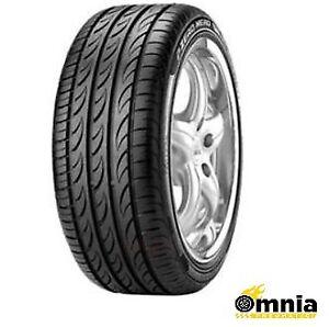 Pneumatici Auto Estivi 215/45 R17 91Y Pirelli Pzero Nero Gomme Nuove Dot Recenti