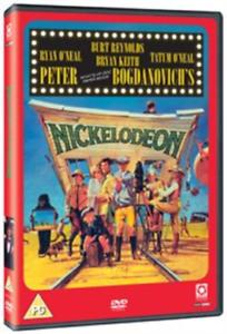 Ryan-O-039-Neal-Burt-Reynolds-Nickelodeon-UK-IMPORT-DVD-REGION-2-NEW