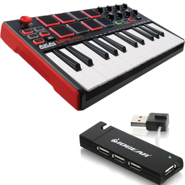akai mpk mini mkii keyboard synthesizer for sale online ebay. Black Bedroom Furniture Sets. Home Design Ideas