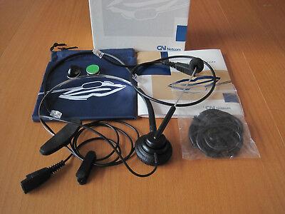 Verantwortlich Gn Netcom Headset Mk74 N355 & Adapter & Zubehör Hitze Und Durst Lindern. Headsets & Zubehör Bürotechnik