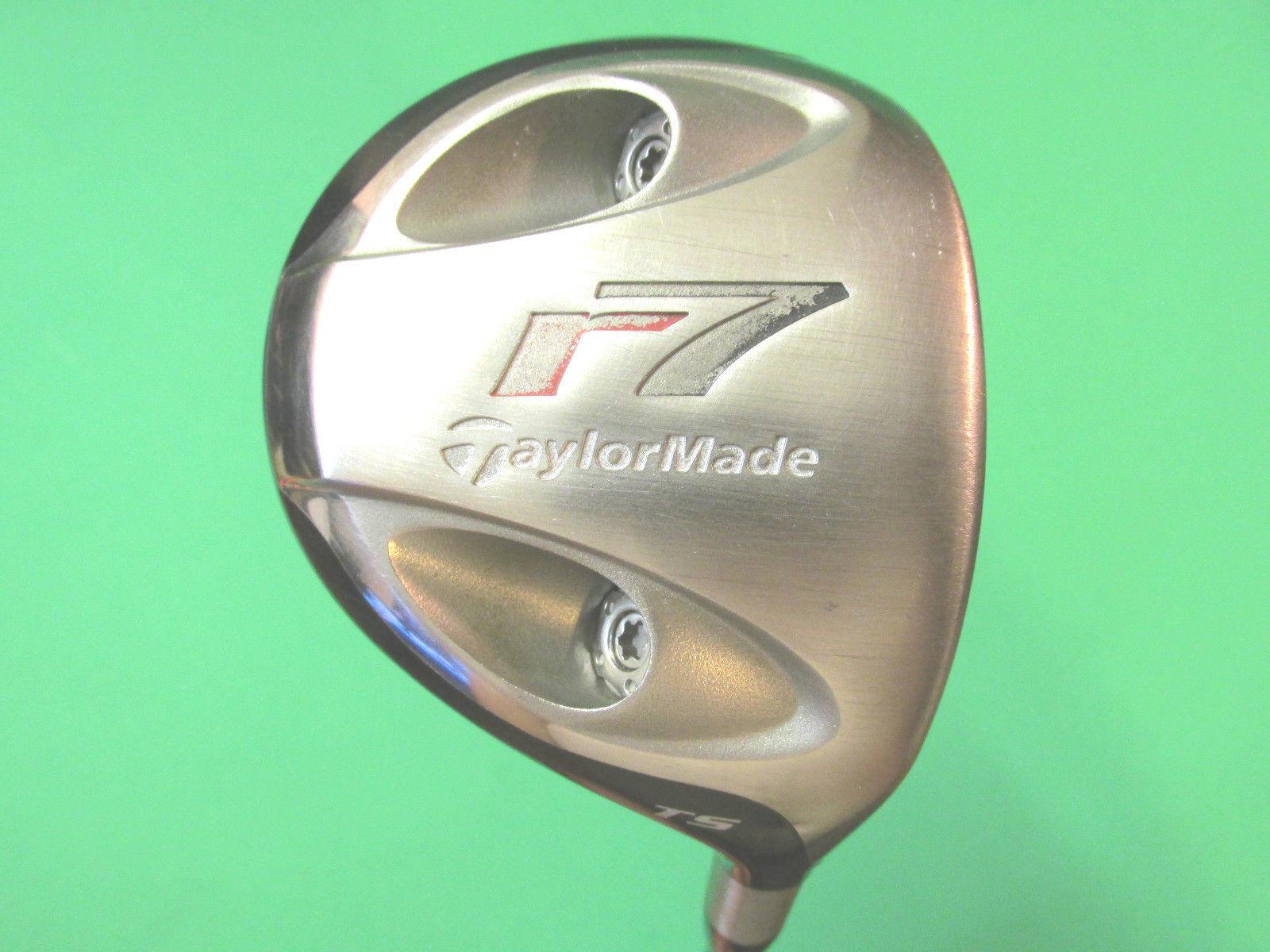 43  TaylorMade TP r7 TS Tour Spoon 13 Degree Fujikura Stiff Flex